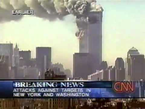 09 11 2001 Live Unedited Cnn News Coverage From 8 50Am To 11 30Am