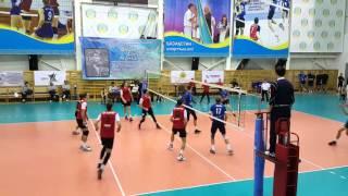 Чемпионат Республики Казахстан по волейболу