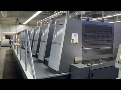 Heidelberg XL 106-8-P 18k (2015) - Allaoui Graphic Machinery GmbH
