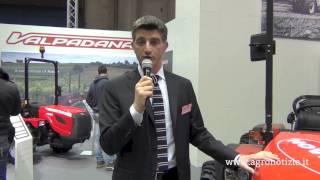 Nuova serie VP 9000 di trattori Valpadana in anteprima a Verona