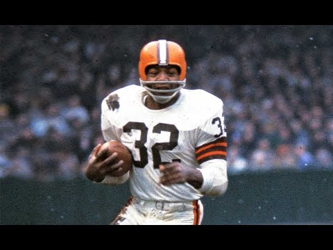 Jim Brown Career Highlights  NFL