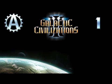 Galactic Civilizations 3 Let's Play 1
