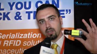 """Gambar cover 4industry.tv-""""All You can track and trace 2016""""- Intervista ad Anselmo Cicchitti di COGNEX"""