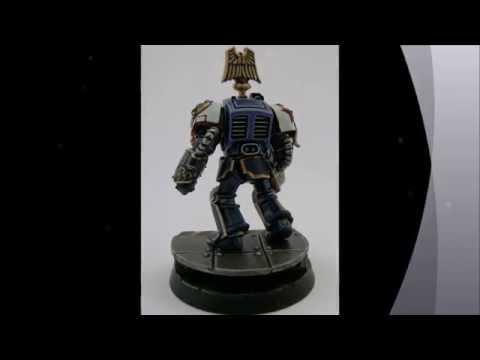 Space Marine Terminator Mamercus