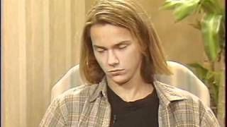 River Phoenix 1988 Interview