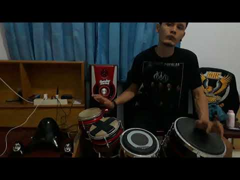 Kebacut baper cover kendang Via Vallen Prisma music