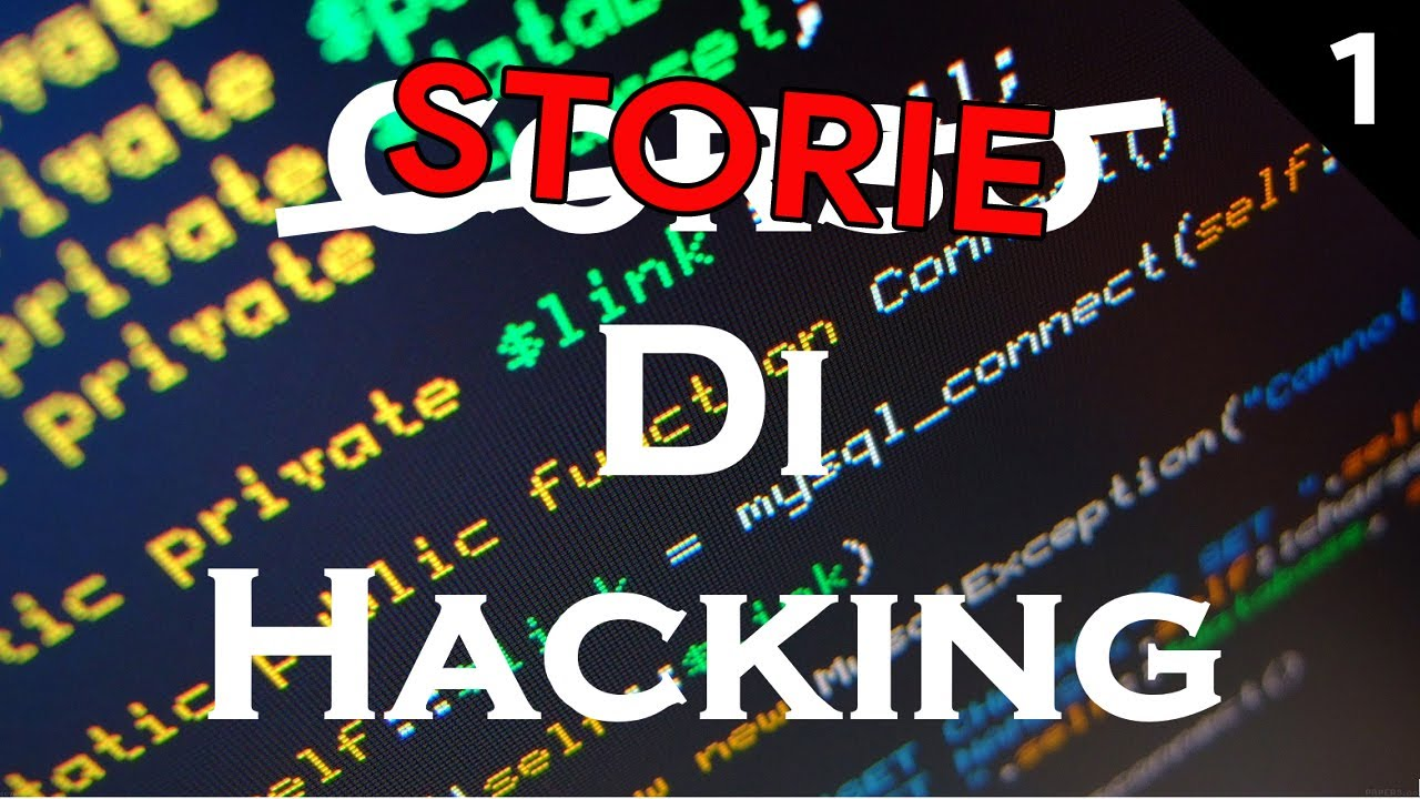 Download Storie di hacking #1 - payload nella mail