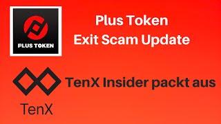 Plus Token Exit Scam Update, TenX Insider packt aus? Dogecoin 38% rauf. Aus für Facebook Libra Coin