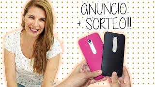 SORTEO UN SMARTPHONE Y CANAL NUEVO!!!!! - Ceci Saia