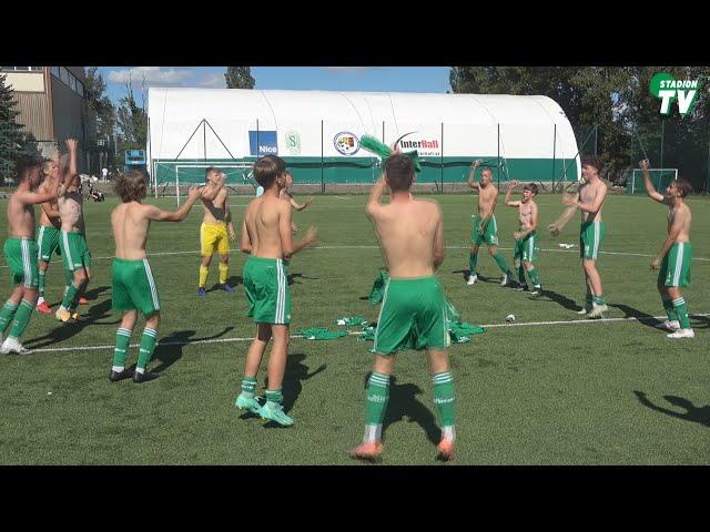 Juniorzy Młodsi: Stadion Śląski Chorzów - Skra Częstochowa