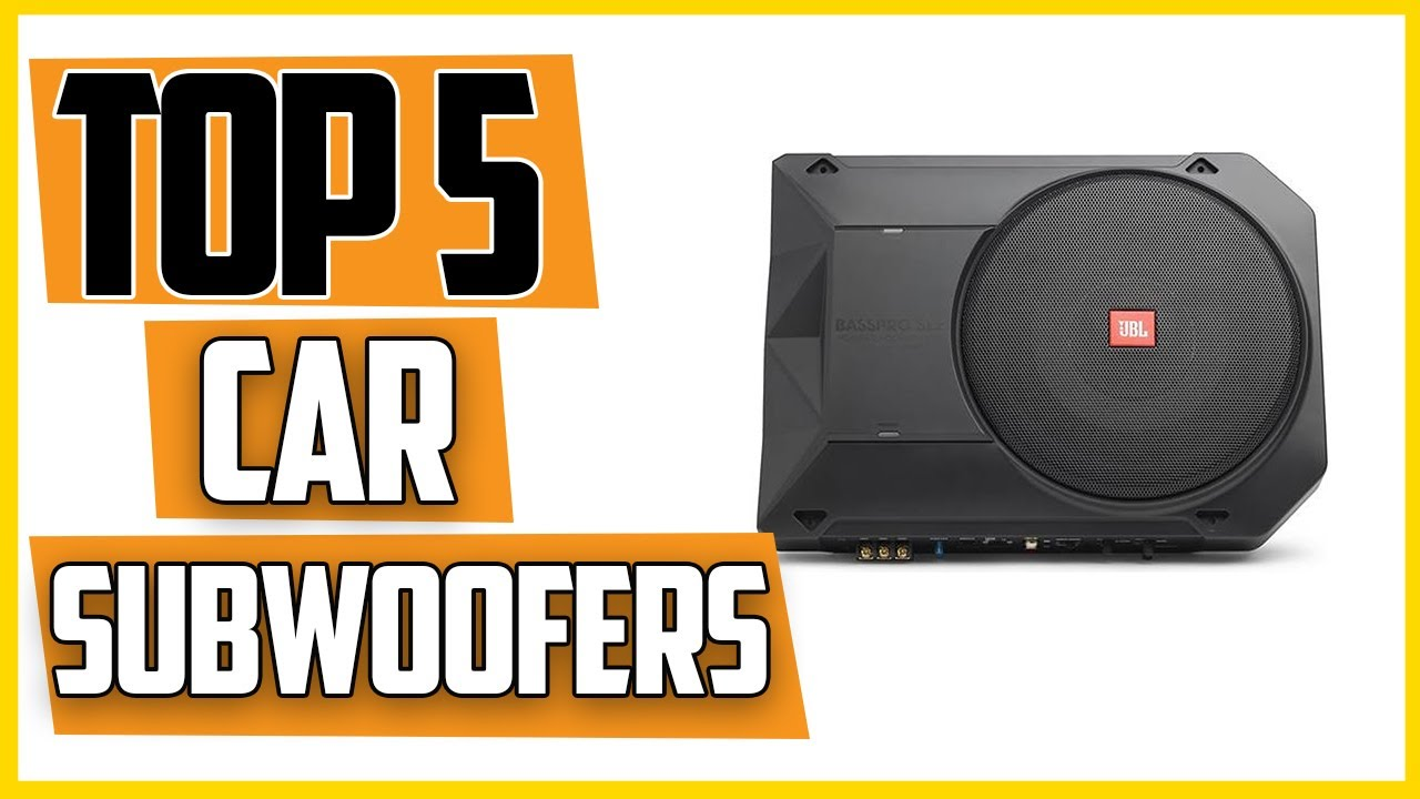 Download ✅Best Underseat Powered Subwoofers for Your Car[Buying Guide]