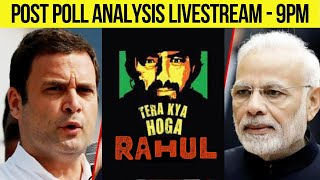 Saturday Night Livestream! - What will happen to the Netas who Lost the polls?
