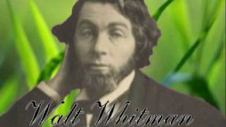 Walt Whitman/ Leaves of Grass #2: Song of Myself (cont)
