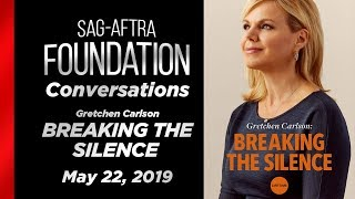 Conversations with Gretchen Carlson of BREAKING THE SILENCE