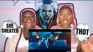 J. Balvin - Azul (Official Animated Video) * Reaction *// Americans React to Foreign Music