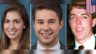 Estudiante universitario asesina a su padre, novia y compañero por una ruptura amorosa