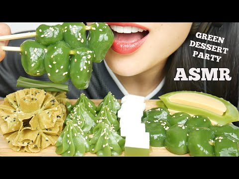 Asmr Green Thai Dessert Party Eating Sounds No Talking Sas Asmr Youtube Her birthday, what she did before fame, her family life, fun trivia facts with more than 2.2 billion total video views, sas became a youtube phenomenon specializing in eating. asmr green thai dessert party eating sounds no talking sas asmr