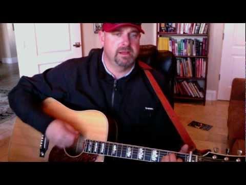 El Cerrito Place  Kenny Chesney Acoustic Guitar Cover