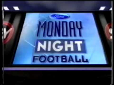 Ford Monday Night Football 1992-97