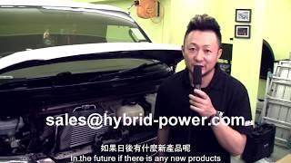 200系ハイエース HDi GT2インタークーラーキット HDi Hiace GT2 intercooler kit 2018 Japanese