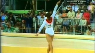 Ludmilla Tourischeva 1972 Olympics EF FX