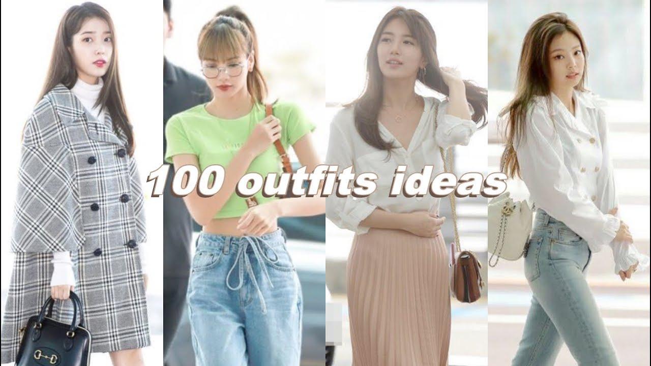 6 kpop idols outfit ideas