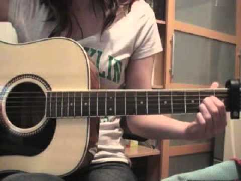 The Story Of Us - Taylor Swift (cover) + Guitar Chords