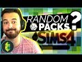 RAИDOM PACKS Build Challenge   The Sims 4