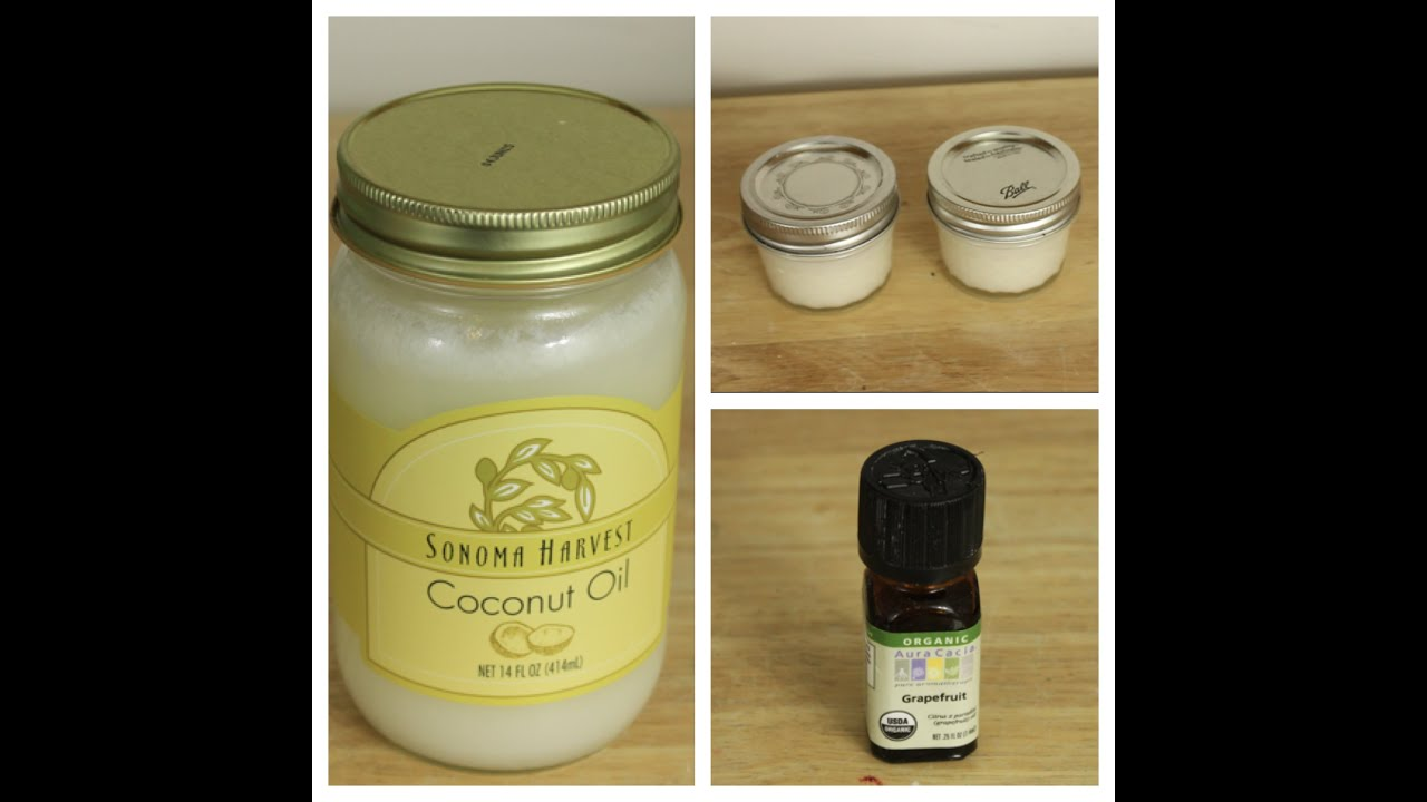 How To Make Deodorant At Home
