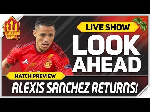 Manchester United vs Bournemouth | SOLSKJAER To Unleash SANCHEZ!