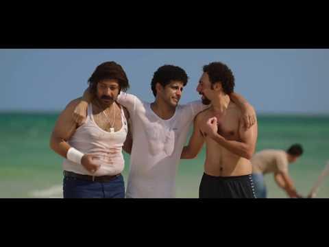 هتموت من الضحك مع حمدي المرغني ومحمد سلام وهما في البحر وبيعملوا مقالب في بعض😁😁