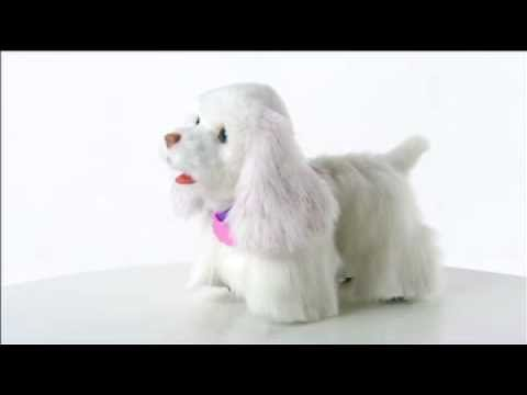 Hasbro Fur Real Friends Go Go Talking And Walking Dog