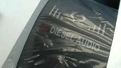 My new amp diesel audio 3000.1! BiG Ass AMP!