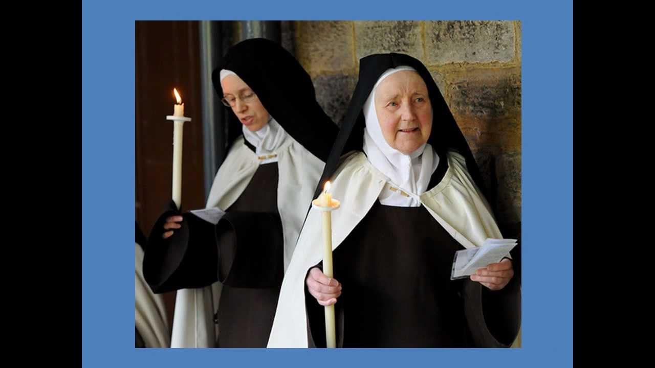 how to become a carmelite nun