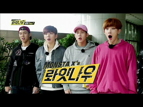 [RIGHT NOW(롸잇나우)] Ep.3 MONSTA X's Survival Game in Hong Kong(몬스타엑스 서바이벌 in 홍콩) [SUB]