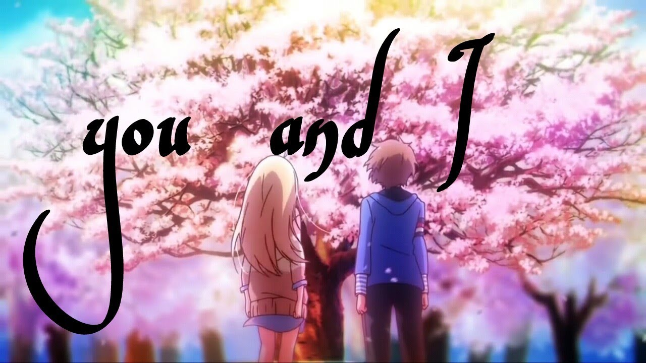 you and i in this beautiful world
