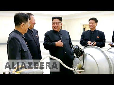World condemns North Korea's hydrogen bomb test