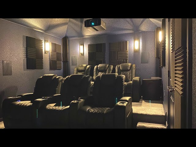 7.2.6 Dolby Atmos Klipsch/SVS Home Theater Demo