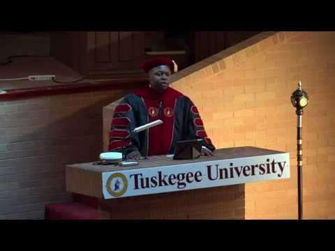2015 Tuskegee University Spring - Baccalaureate Service