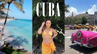 VLOG - Follow Me In CUBA! 2018