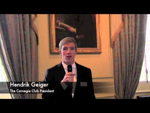 The Carnegie Club Idea Conference
