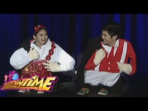 It's Showtime Liit's Dance: Loisa Andalio and Joshua Garcia