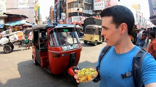 FRIENDLY Locals, CHEAP Prices. Exploring Colombo, Sri Lanka. VLOG 🇱🇰