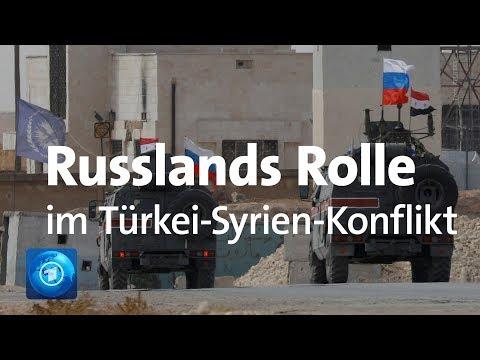 Russlands Rolle in