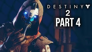 DESTINY 2 Walkthrough Part 4 - NESSUS - SIX (Full Game) PS4 Pro Gameplay