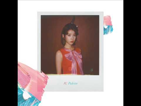 IU (아이유) - 팔레트 (Palette) (Feat. G-DRAGON) (MP3 Audio) [Palette]