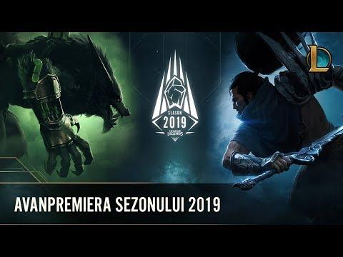 Avanpremiera sezonului 2019 | League of Legends thumbnail
