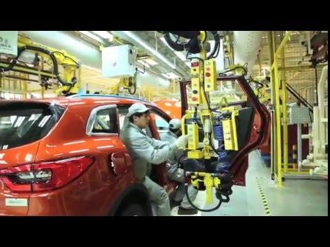 L'usine Renault-Dongfeng de Wuhan en Chine au centre de la croissance de Renault