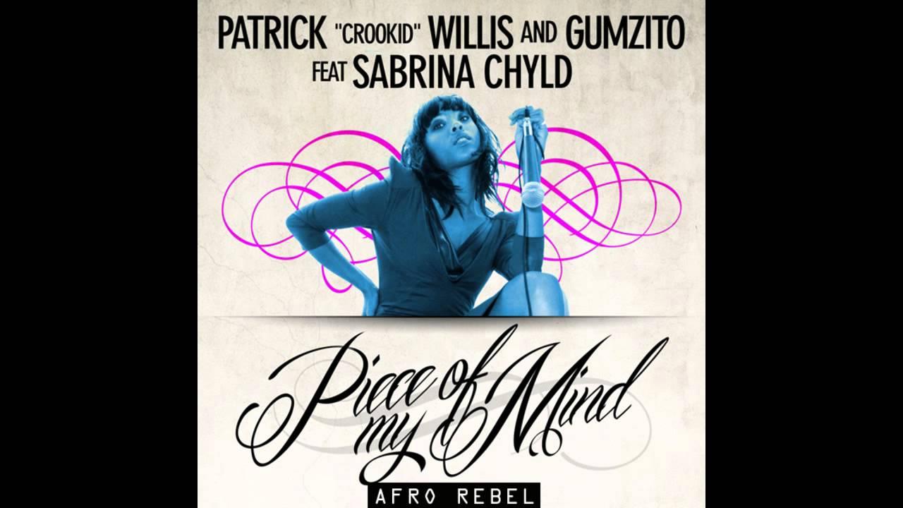 Crookid & Gumzito Feat. Sabrina Chyld - Piece Of My Mind (Benny T Botswana Afro Mix)