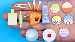 20 DIY MINIATURE IDEAS FOR BARBIE ~ Miniature for Kitchen and Cooking, BARBIE HACKS and more!